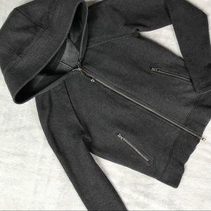Lululemon Happy Yin Year Hoodie Jacket Soot Gray